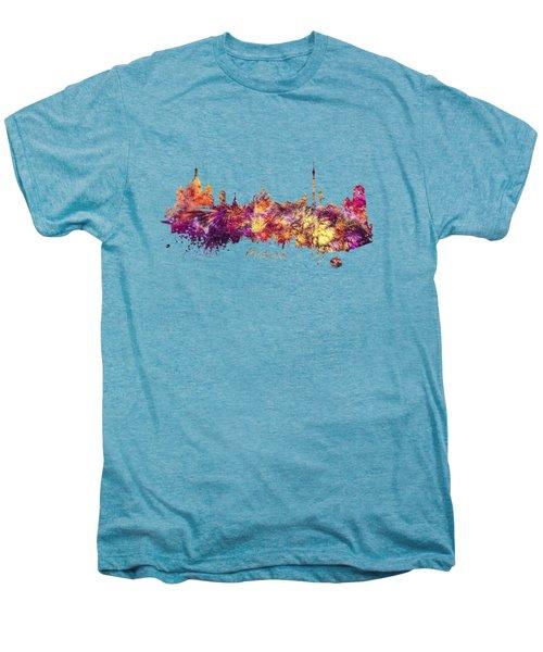 Moscow Men's Premium T-Shirt by Justyna JBJart