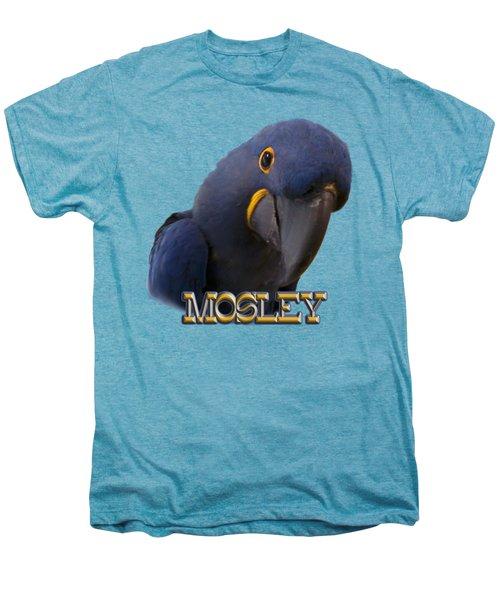 Mosley Men's Premium T-Shirt by Zazu's House Parrot Sanctuary