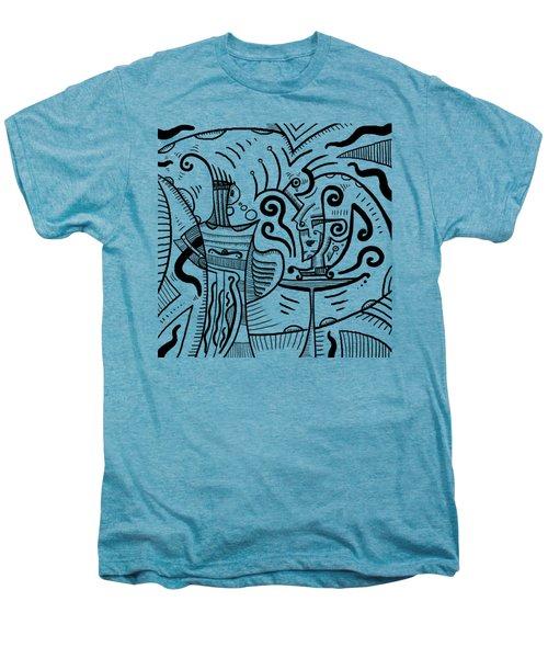 Mystical Powers Men's Premium T-Shirt by Erki Schotter
