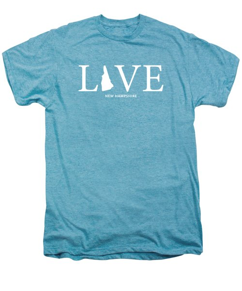 Nh Love Men's Premium T-Shirt by Nancy Ingersoll