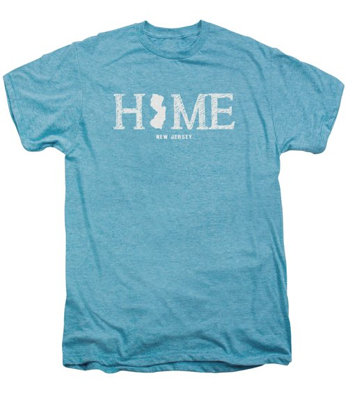 Nj Home Men's Premium T-Shirt by Nancy Ingersoll