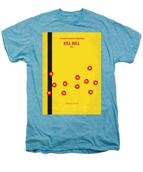 No048 My Kill Bill -part 1 Minimal Movie Poster Men's Premium T-Shirt by Chungkong Art