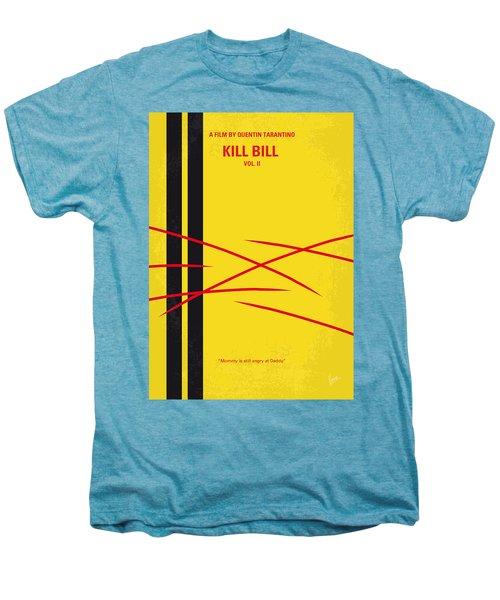 No049 My Kill Bill-part2 Minimal Movie Poster Men's Premium T-Shirt by Chungkong Art