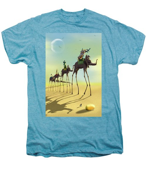On The Move 2 Men's Premium T-Shirt by Mike McGlothlen
