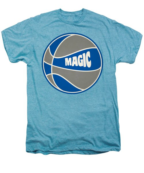 Orlando Magic Retro Shirt Men's Premium T-Shirt by Joe Hamilton