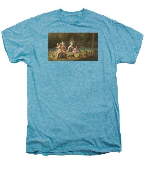 Orpheus Men's Premium T-Shirt by Venetian School