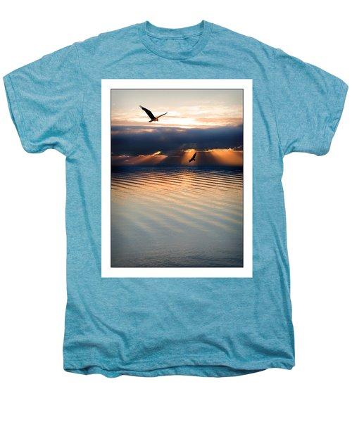 Ospreys Men's Premium T-Shirt by Mal Bray