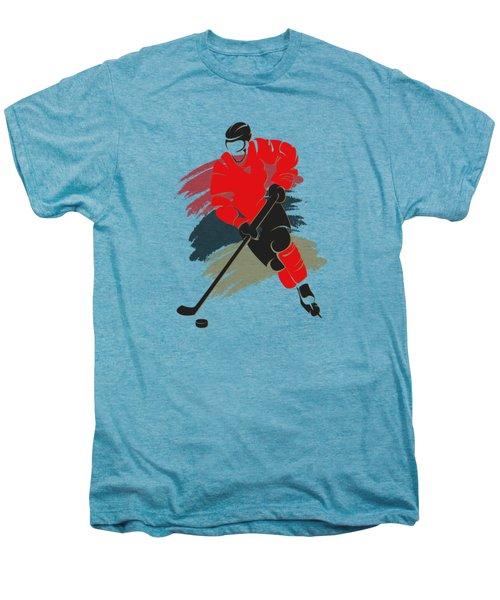 Ottawa Senators Player Shirt Men's Premium T-Shirt by Joe Hamilton