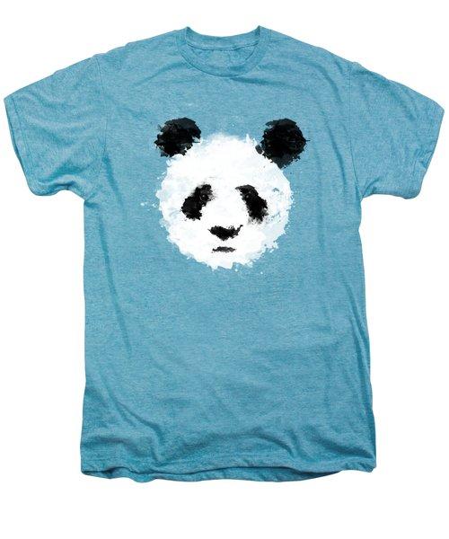 Panda Men's Premium T-Shirt by Mark Rogan