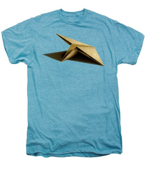 Paper Airplanes Of Wood 7 Men's Premium T-Shirt by YoPedro