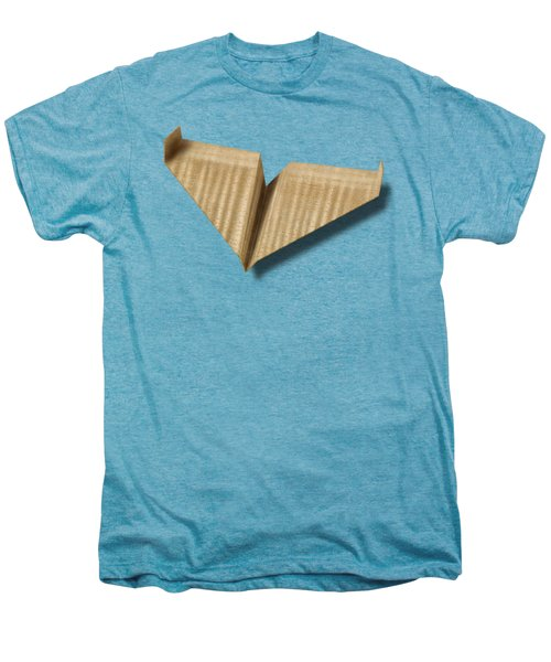 Paper Airplanes Of Wood 8 Men's Premium T-Shirt by YoPedro