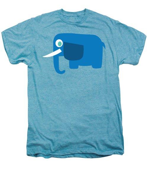 Pbs Kids Elephant Men's Premium T-Shirt by Pbs Kids