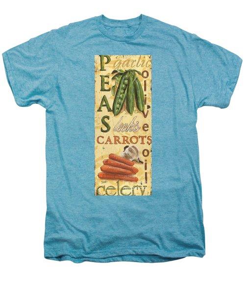 Pea Soup Men's Premium T-Shirt by Debbie DeWitt