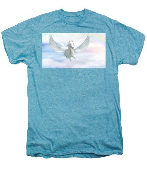 Pegasus Men's Premium T-Shirt by John Edwards