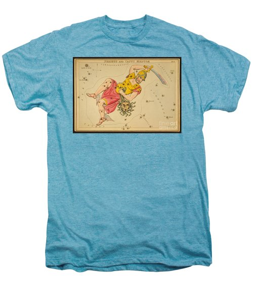 Perseus And Caput Medusae Men's Premium T-Shirt by Science Source