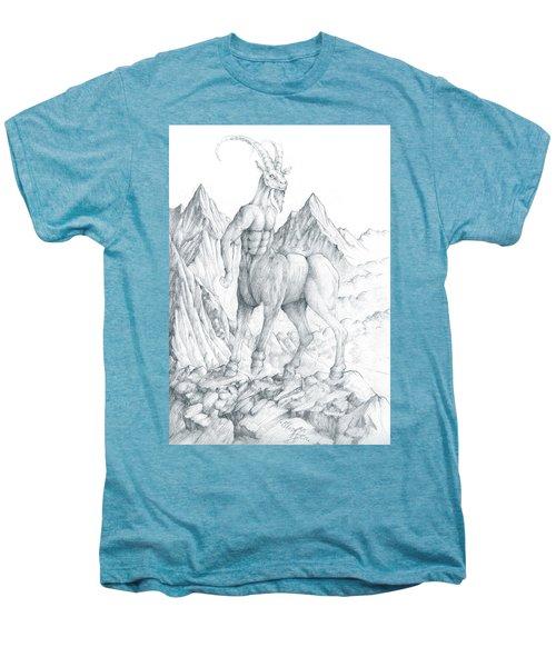 Pholus The Centauras Men's Premium T-Shirt by Curtiss Shaffer