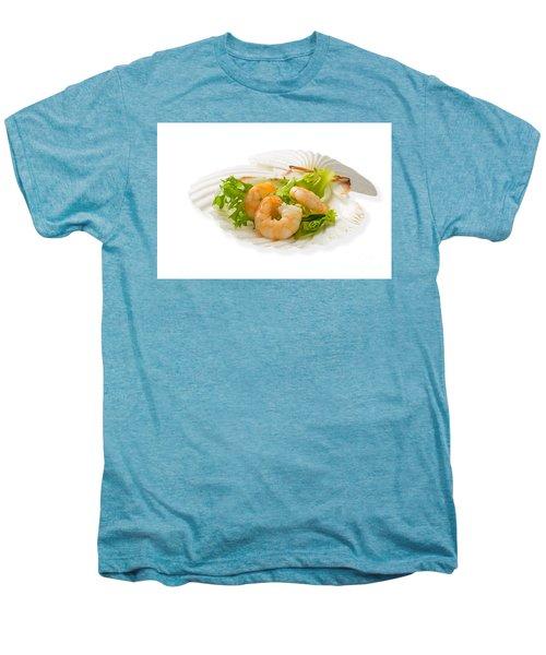 Prawn Appetizer Men's Premium T-Shirt by Amanda Elwell