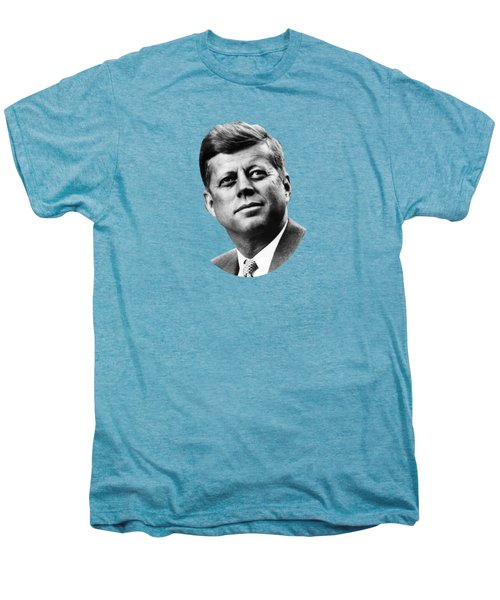 President Kennedy Men's Premium T-Shirt by War Is Hell Store