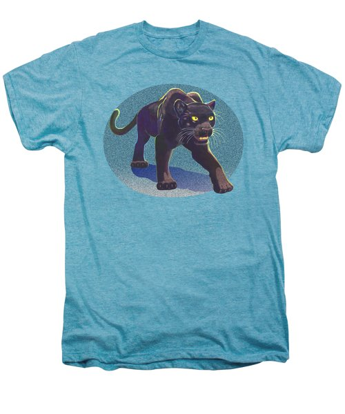 Prowl Men's Premium T-Shirt by J L Meadows