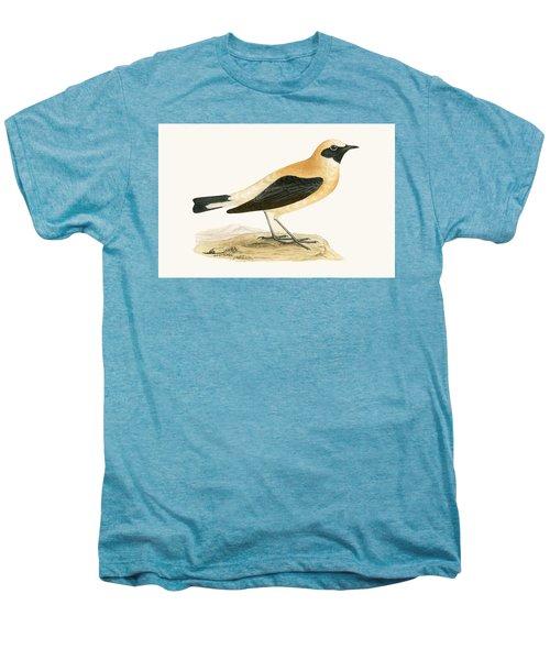 Russet Wheatear Men's Premium T-Shirt by English School