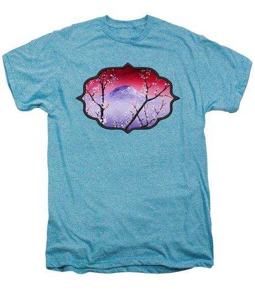 Sakura Men's Premium T-Shirt by Anastasiya Malakhova