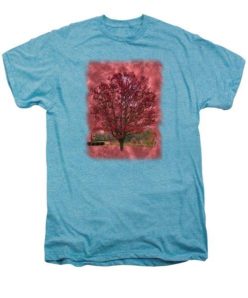 Seeing Red 2 Men's Premium T-Shirt by John M Bailey