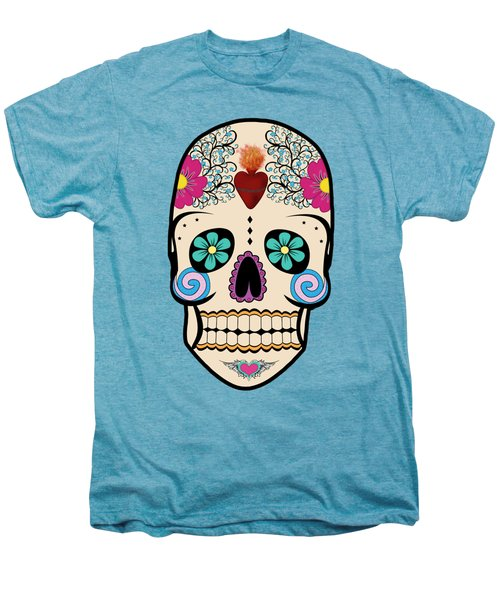 Skeleton Keyz Men's Premium T-Shirt by LozMac