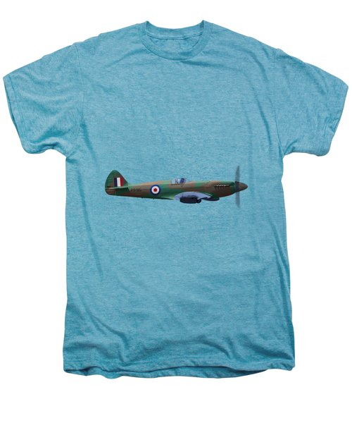 Spitfire Men's Premium T-Shirt by Rob Lester Wirral