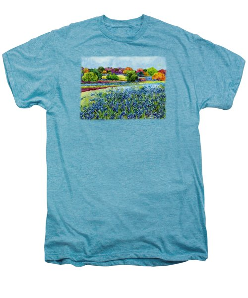 Spring Impressions Men's Premium T-Shirt by Hailey E Herrera
