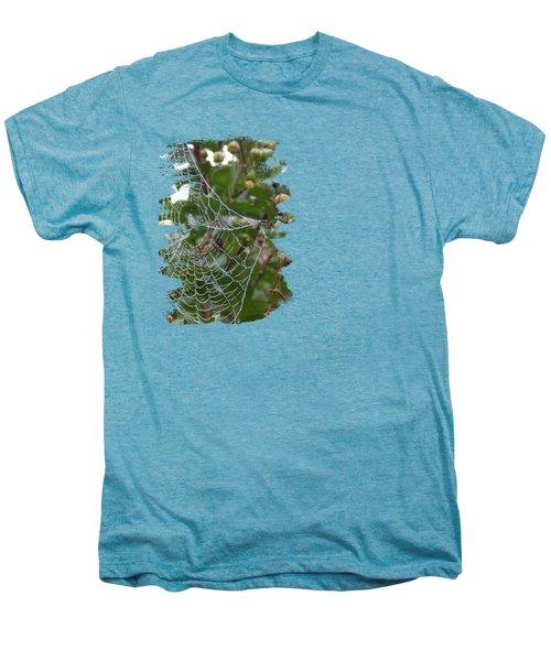 String Of Pearls Men's Premium T-Shirt by Anita Faye