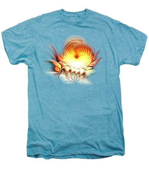 Sunrise In Neverland Men's Premium T-Shirt by Anastasiya Malakhova