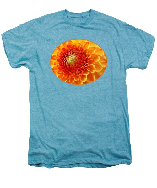 Sunshine  Men's Premium T-Shirt by Gill Billington
