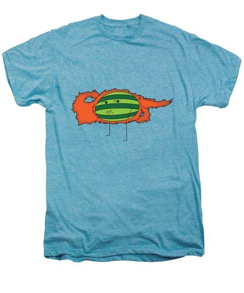 T H E . E L E M E L O N S ______________ F I R E M E L O N Men's Premium T-Shirt by H U M E A I M A R T