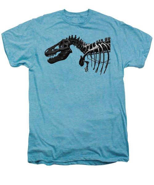 T-rex Men's Premium T-Shirt by Martin Newman