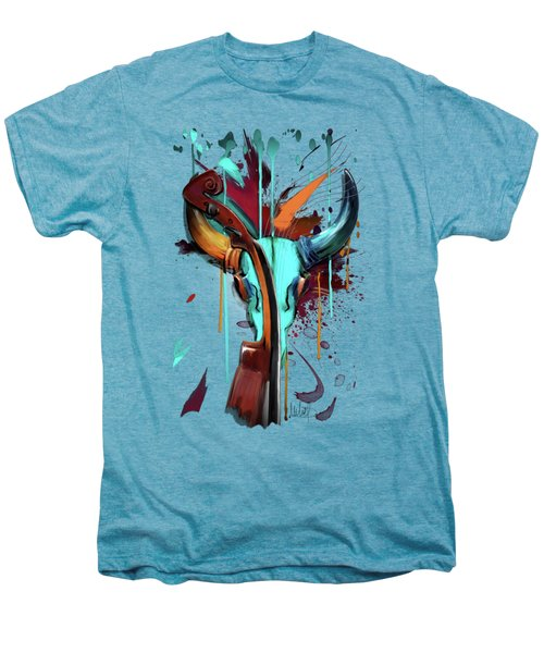 Taurus Men's Premium T-Shirt by Melanie D