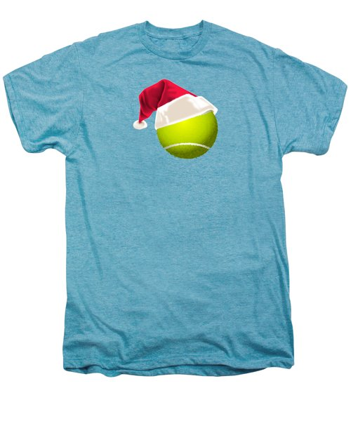 Tennis Christmas Gifts Men's Premium T-Shirt by MGdezigns
