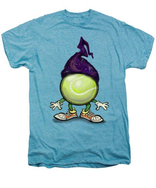 Tennis Wiz Men's Premium T-Shirt by Kevin Middleton