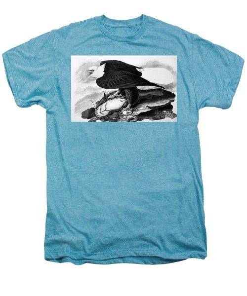 The Bald Eagle Men's Premium T-Shirt by Granger