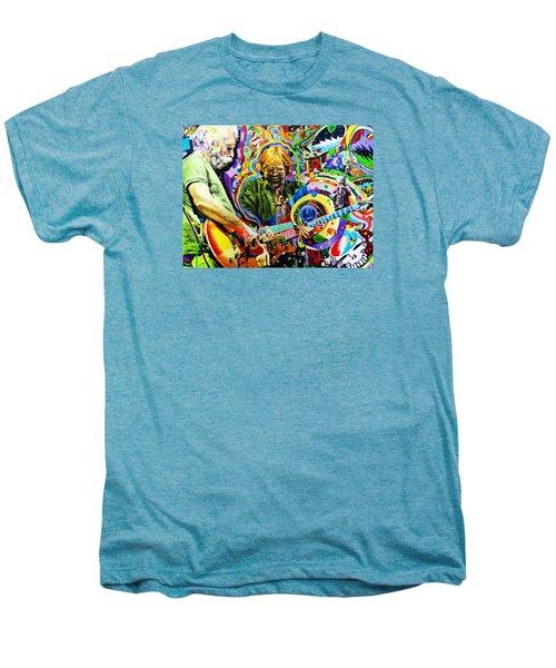 The Boys Of Summer Men's Premium T-Shirt by Kevin J Cooper Artwork