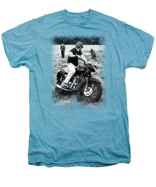 The Great Escape Men's Premium T-Shirt by Mark Rogan