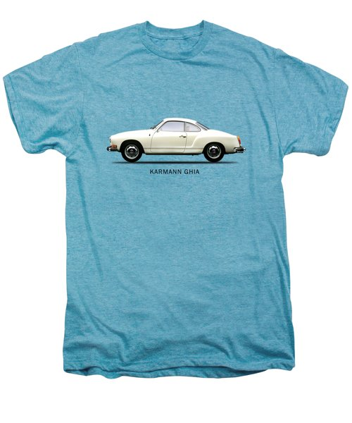 The Karmann Ghia Men's Premium T-Shirt by Mark Rogan