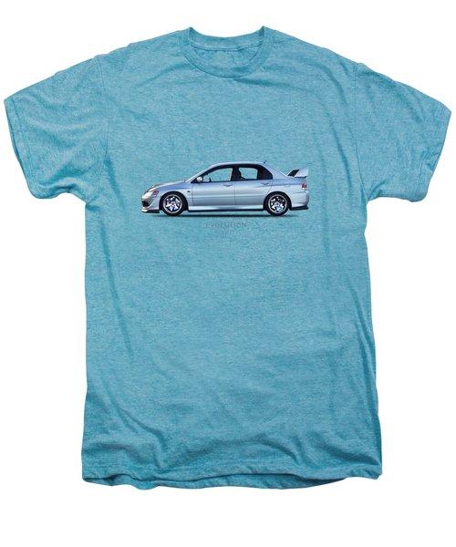 The Lancer Evolution Viii Men's Premium T-Shirt by Mark Rogan