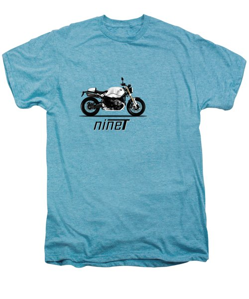 The R Nine T Men's Premium T-Shirt by Mark Rogan