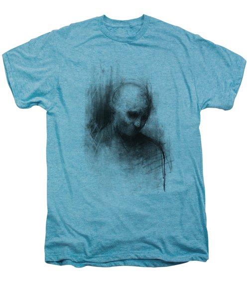 Thinker II Men's Premium T-Shirt by Bruno M Carlos