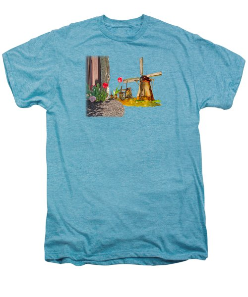 Thinkin Bout Home Men's Premium T-Shirt by Larry Bishop