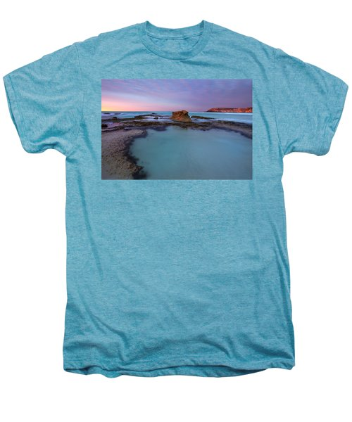 Tidepool Dawn Men's Premium T-Shirt by Mike  Dawson