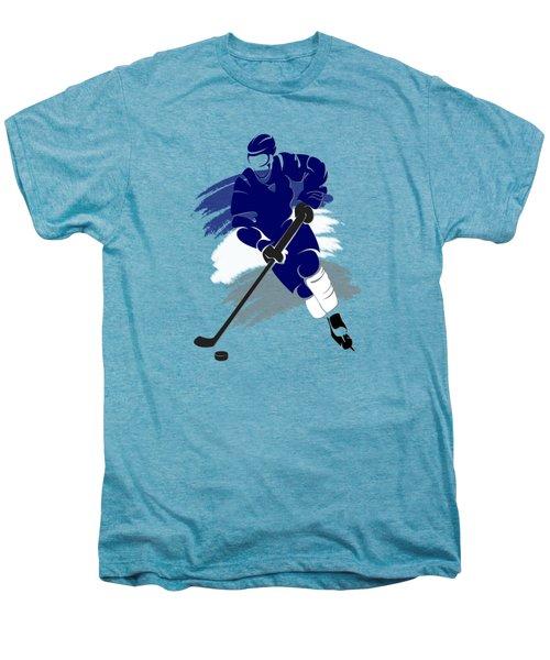Toronto Maple Leafs Player Shirt Men's Premium T-Shirt by Joe Hamilton