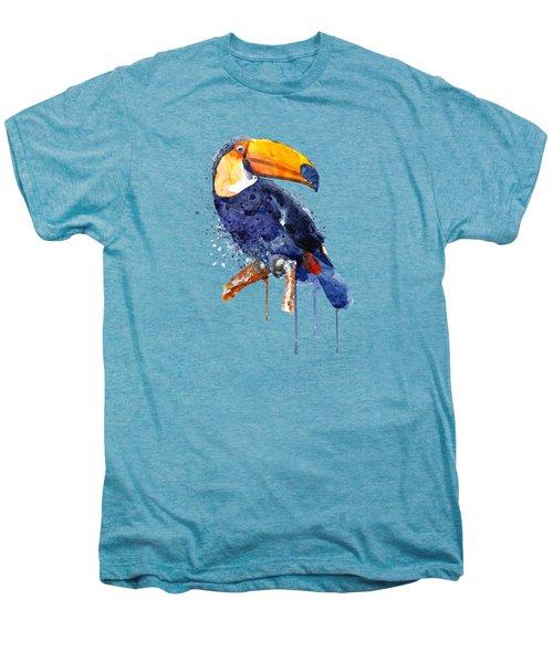 Toucan Men's Premium T-Shirt by Marian Voicu