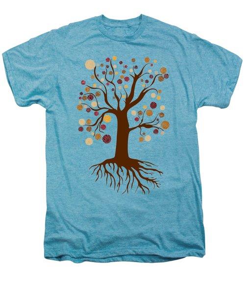 Tree Men's Premium T-Shirt by Frank Tschakert