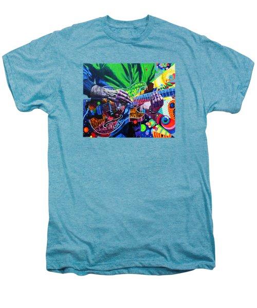 Trey Anastasio 4 Men's Premium T-Shirt by Kevin J Cooper Artwork